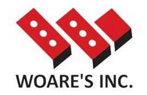 WOARE'S INC.