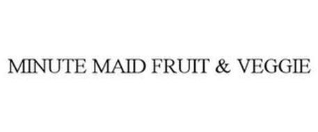 MINUTE MAID FRUIT & VEGGIE