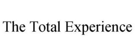 THE TOTAL EXPERIENCE