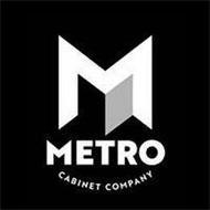 M METRO CABINET COMAPNY