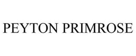 PEYTON PRIMROSE
