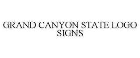 GRAND CANYON STATE LOGO SIGNS