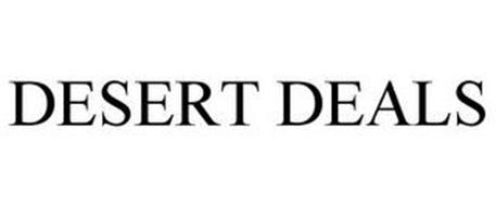 DESERT DEALS