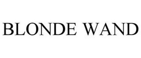 BLONDE WAND