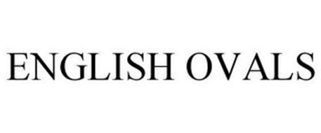 ENGLISH OVALS