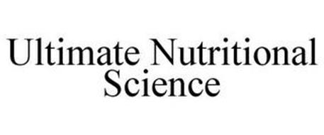 ULTIMATE NUTRITIONAL SCIENCE