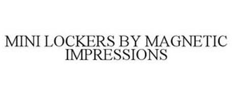 MINI LOCKERS BY MAGNETIC IMPRESSIONS