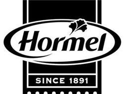 HORMEL SINCE 1891