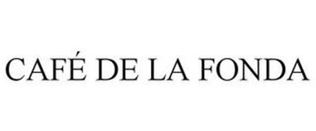 CAFÉ DE LA FONDA