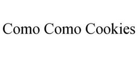 COMO COMO COOKIES
