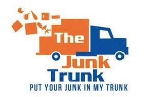 THE JUNK TRUNK PUT YOUR JUNK IN MY TRUNK