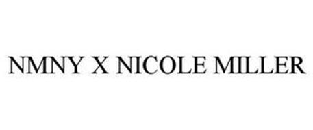 NMNY X NICOLE MILLER