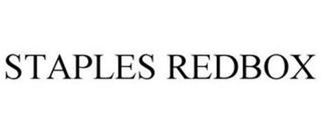 STAPLES REDBOX