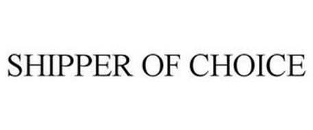 SHIPPER OF CHOICE