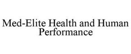 MED-ELITE HEALTH AND HUMAN PERFORMANCE