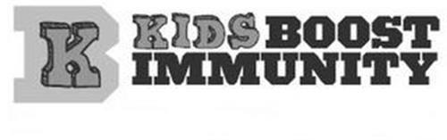KB KIDS BOOST IMMUNITY