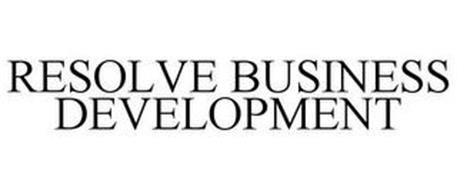 RESOLVE BUSINESS DEVELOPMENT