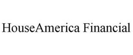 HOUSEAMERICA FINANCIAL