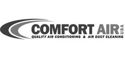 COMFORT AIR USA QUALITY AIR CONDITIONING & AIR DUCT CLEANING