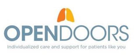 OPENDOORS INDIVIDUALIZED CARE AND SUPPORT FOR PATIENTS LIKE YOU