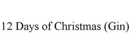 12 DAYS OF CHRISTMAS (GIN)