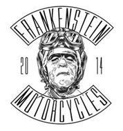 FRANKENSTEIN MOTORCYCLES 20 14