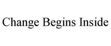 CHANGE BEGINS INSIDE