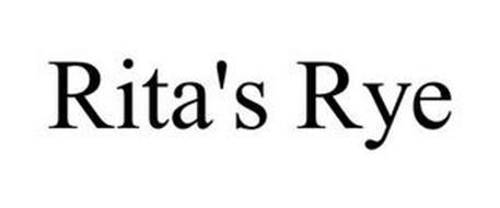 RITA'S RYE
