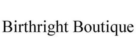 BIRTHRIGHT BOUTIQUE
