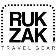 RUKZAK TRAVEL GEAR