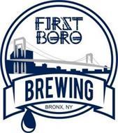 FIRST BORO BREWING BRONX, NY
