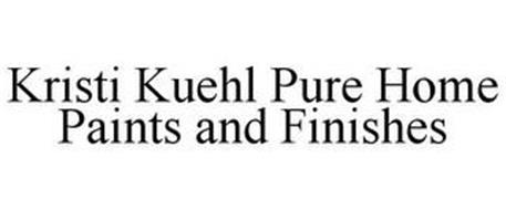 KRISTI KUEHL PURE HOME PAINTS AND FINISHES