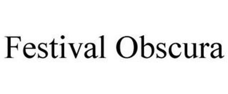 FESTIVAL OBSCURA