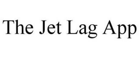 THE JET LAG APP