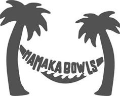 MAMAKA BOWLS