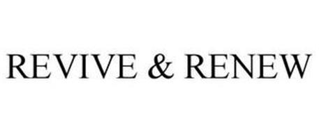 REVIVE & RENEW