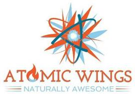 ATOMIC WINGS NATURALLY AWESOME