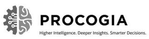PROCOGIA HIGHER INTELLIGENCE. DEEPER INSIGHTS. SMARTER DECISIONS.