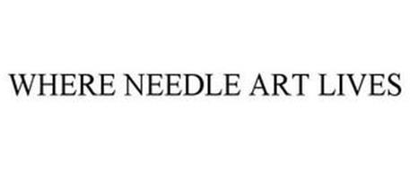 WHERE NEEDLE ART LIVES