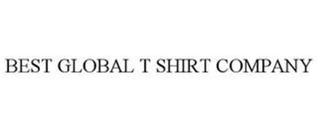 BEST GLOBAL T SHIRT COMPANY