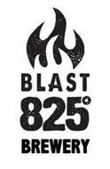 BLAST 825 BREWERY