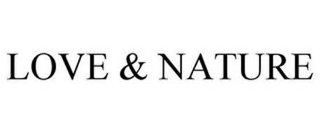 LOVE & NATURE