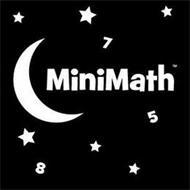 MINIMATH 875