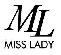 ML MISS LADY