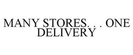 MANY STORES. . . ONE DELIVERY