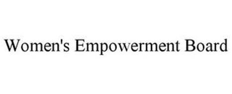 WOMEN'S EMPOWERMENT BOARD
