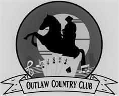 10 J Q K A OUTLAW COUNTRY CLUB