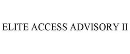 ELITE ACCESS ADVISORY II