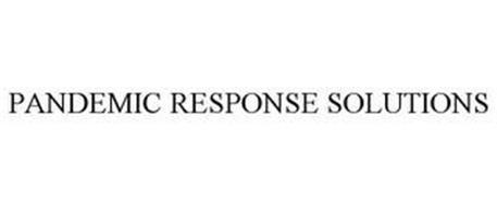 PANDEMIC RESPONSE SOLUTIONS