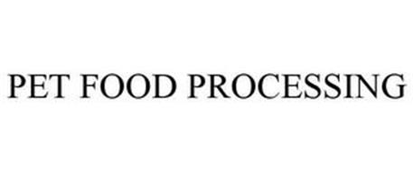 PET FOOD PROCESSING